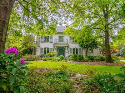 Charlotte Single Family Home For Sale: 6815 Honors Court