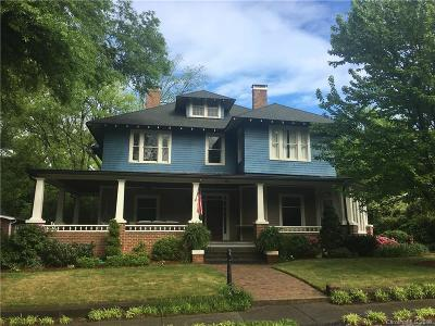 Concord Single Family Home Under Contract-Show: 24 Franklin Avenue NW