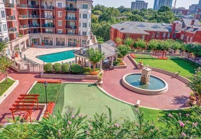 Charlotte NC Condo/Townhouse For Sale: $207,000