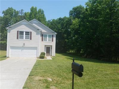 Charlotte NC Single Family Home For Sale: $201,990
