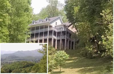 Waynesville Single Family Home For Sale: 971 Laurel Ridge Drive