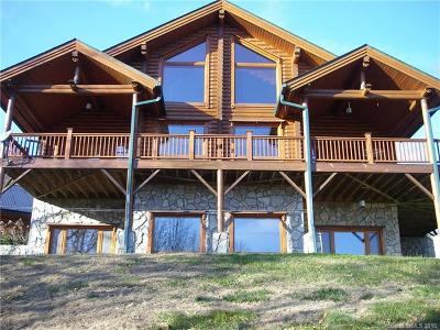 Waynesville Single Family Home For Sale: 307 Sheep Pasture Road