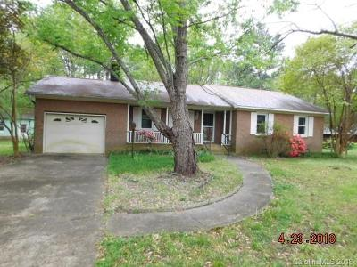 Harrisburg, Kannapolis Single Family Home For Sale: 2503 Timber Ridge Road