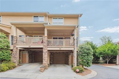 Charlotte NC Condo/Townhouse For Sale: $292,500