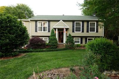 Charlotte Single Family Home For Sale: 10829 Flat Iron Road