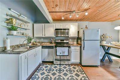 Charlotte Condo/Townhouse Under Contract-Show: 201 Hoskins Road #312