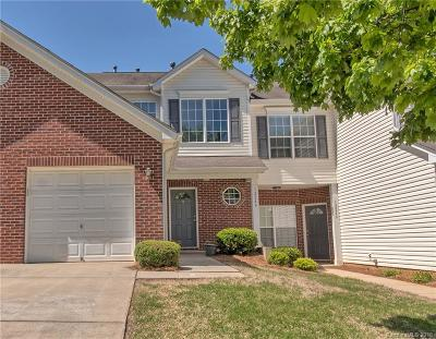 Pineville Condo/Townhouse For Sale: 12244 Stratfield Place Circle