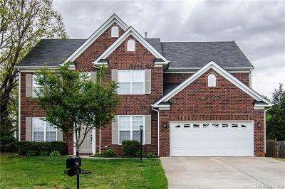 Mooresville, Kannapolis Single Family Home For Sale: 170 Stallings Mill Drive