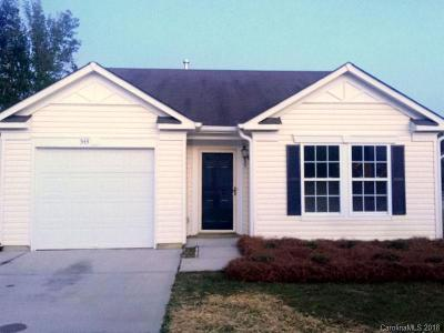 York Single Family Home Under Contract-Show: 543 Sansberry Drive #115