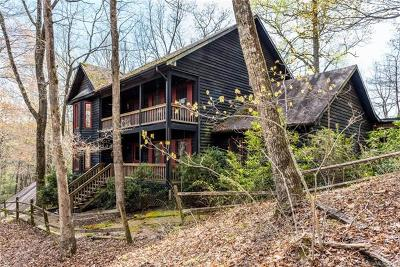 Transylvania County Single Family Home For Sale: 212 Still Branch Road