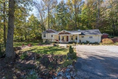 Black Mountain Single Family Home For Sale: 201 Chapel Road