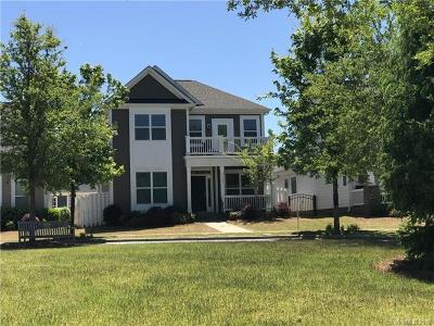 Cornelius Single Family Home For Sale: 21706 Parsons Green Row