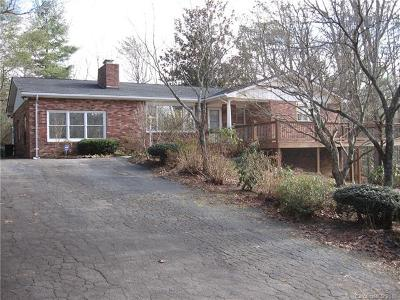 Black Mountain Single Family Home Under Contract-Show: 90 Temple Road