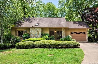 Lake Lure Single Family Home For Sale: 141 Shumont Estates Drive
