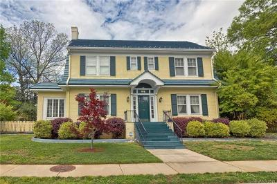 Salisbury Single Family Home For Sale: 612 S Jackson Street