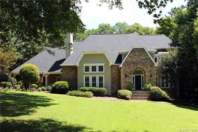 Matthews Single Family Home Under Contract-Show: 7128 Cobblecreek Drive