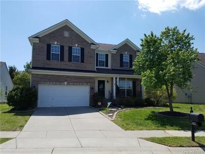 Indian Trail Single Family Home Under Contract-Show: 2104 Broad Plum Lane