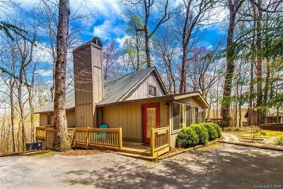 Brevard Single Family Home For Sale: 2075 Connestee Trail #L37/U1