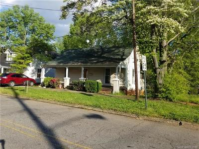 Statesville Single Family Home For Sale: 523 Western Avenue