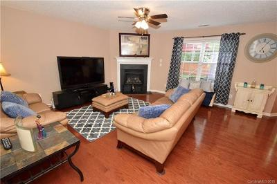 Indian Trail Single Family Home For Sale: 3108 Hunters Trail Drive