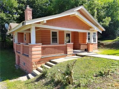 Asheville Single Family Home For Sale: 32 Ocala Street