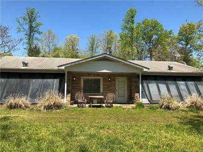 Single Family Home For Sale: 1364 Freemantown Road