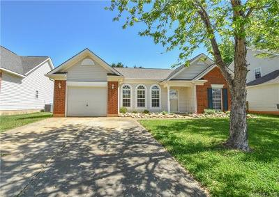 Mooresville Single Family Home Under Contract-Show: 177 Sweet Martha Drive