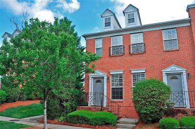 Condo/Townhouse Sold: 6038 Creft Circle