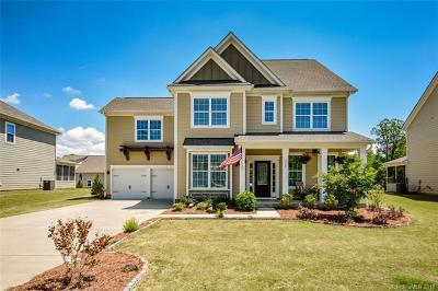 Mooresville Single Family Home For Sale: 117 Flora Vista Drive