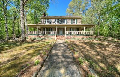 Stanly County Single Family Home For Sale: 24101 Cedar Ridge Lane