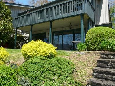 Lake Toxaway Condo/Townhouse For Sale: 68 Toxaway Point #Unit 1