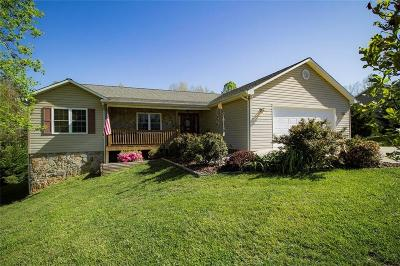 Caldwell County Single Family Home For Sale: 4776 Mountain Run Drive