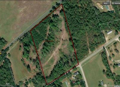Anson County Residential Lots & Land For Sale: Sportsman Road