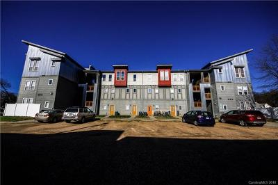 Charlotte Condo/Townhouse For Sale: 1220 Caldwell Street