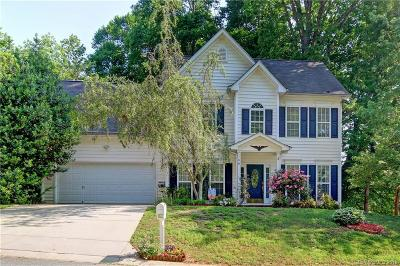 Mooresville Single Family Home Under Contract-Show: 106 Devon Forest Drive