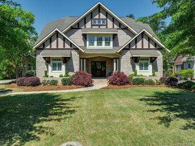 Charlotte NC Single Family Home For Sale: $683,900