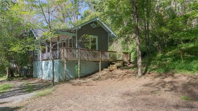 Asheville Single Family Home For Sale: 20 Wood Avenue #10