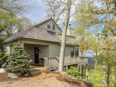 Burnsville Single Family Home For Sale: 101 Lookout Loop
