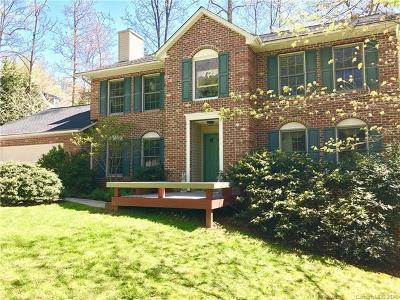 Asheville Single Family Home For Sale: 23 Bent Oak Lane #11