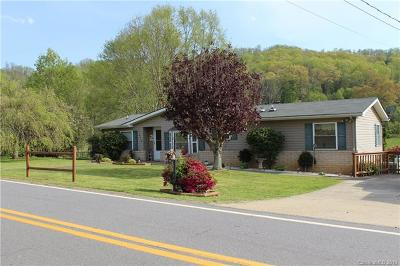 Weaverville Single Family Home Under Contract-Show: 219 Dula Springs Road