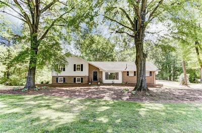 Matthews Single Family Home Under Contract-Show: 3332 Jonesberry Road