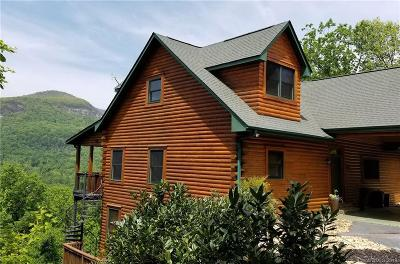 Lake Lure NC Single Family Home For Sale: $599,500