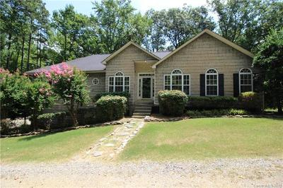 Huntersville Single Family Home For Sale: 14930 Hus McGinnis Road