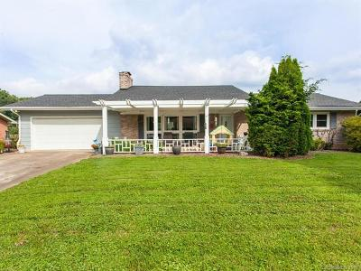 Waynesville Single Family Home For Sale: 120 Lowell Street