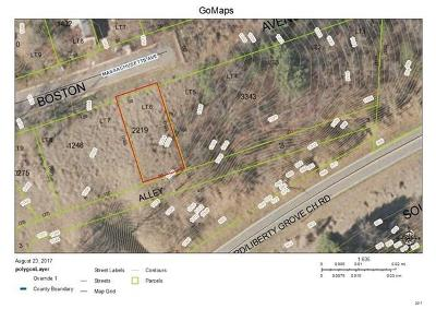 Residential Lots & Land For Sale: Boston Avenue