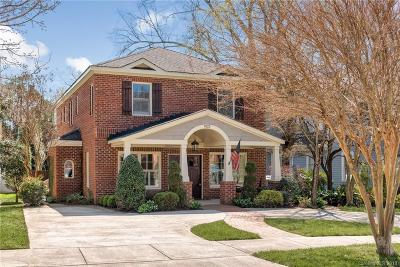 Dilworth Single Family Home For Sale: 1825 Lombardy Circle