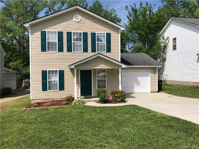 Cabarrus County Single Family Home Under Contract-Show: 538 Havenbrook Way NW