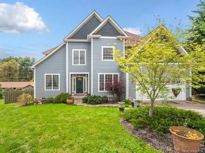 Candler Single Family Home For Sale: 16 Rose Of Sharon Way