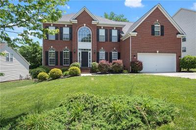 Charlotte NC Single Family Home For Sale: $390,000