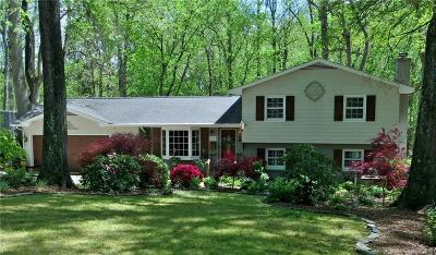 Cotswold Single Family Home For Sale: 438 Wonderwood Drive